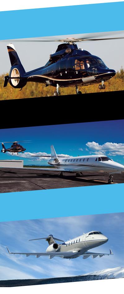 Premium Flight pack - Avion + Helicoptero